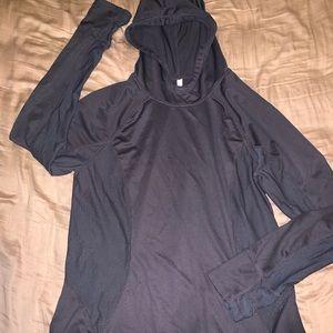 Fabletics Long Sleeve Lightweight hoodie